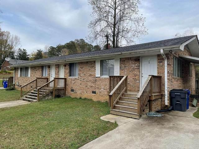 124 Malone St, Fairburn, GA 30213 (MLS #8894726) :: Military Realty