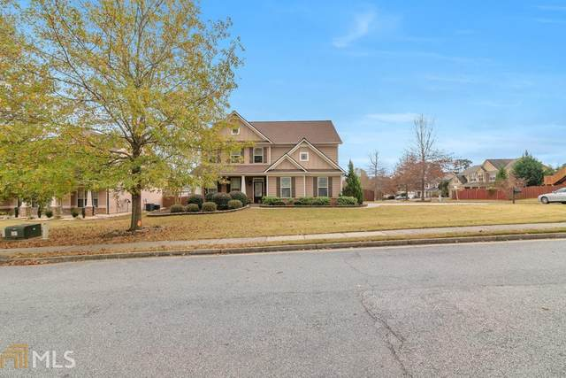 593 Pebble Chase, Lawrenceville, GA 30044 (MLS #8894730) :: Regent Realty Company