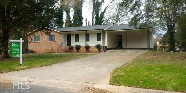 1756 Jarrard Avenue, Jonesboro, GA 30236 (MLS #8894741) :: The Heyl Group at Keller Williams
