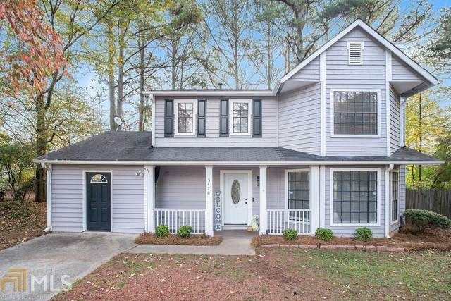 5470 Forest Path Court, Stone Mountain, GA 30088 (MLS #8894750) :: The Heyl Group at Keller Williams