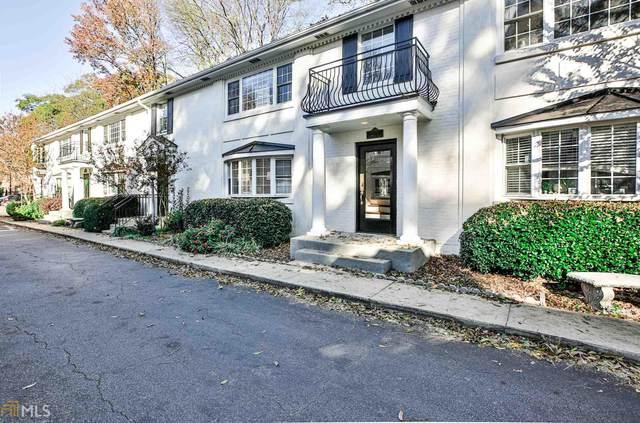 841 Frederica St #20, Atlanta, GA 30306 (MLS #8894755) :: Regent Realty Company