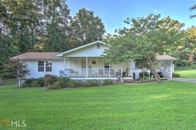 550 Brookwood Dr, Lavonia, GA 30553 (MLS #8894773) :: Buffington Real Estate Group