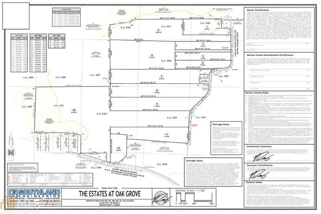 0 Oak Grove Rd Lot 5, Taylorsville, GA 30178 (MLS #8894791) :: The Realty Queen & Team