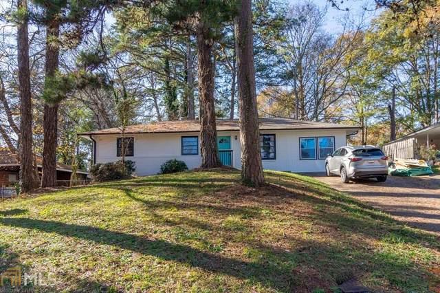 4763 Ridgewood Dr, Forest Park, GA 30297 (MLS #8894890) :: RE/MAX Center