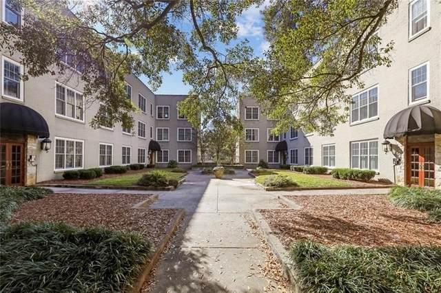 30 Collier Rd #9, Atlanta, GA 30309 (MLS #8894943) :: AF Realty Group