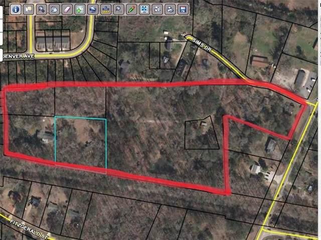 87 Sims Drive, Hiram, GA 30141 (MLS #8894946) :: AF Realty Group