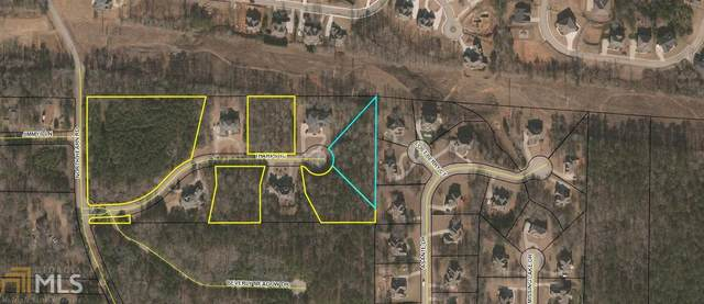 120 Tharps Trce, Ellenwood, GA 30294 (MLS #8894991) :: Military Realty