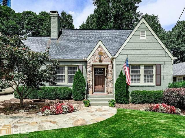 44 Highland Dr, Atlanta, GA 30305 (MLS #8894994) :: Bonds Realty Group Keller Williams Realty - Atlanta Partners