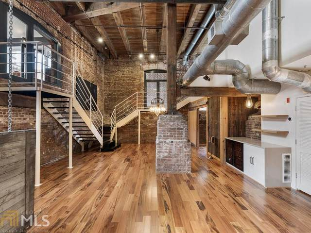 490 Marietta St #105, Atlanta, GA 30313 (MLS #8895160) :: Keller Williams Realty Atlanta Partners