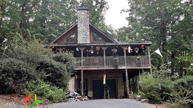 240 Sal Mountain Way, Sautee Nacoochee, GA 30571 (MLS #8895350) :: Tim Stout and Associates