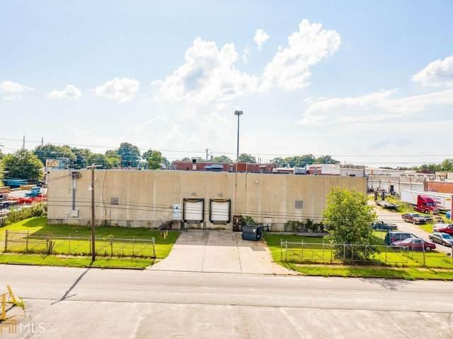 300 Rogers St, Barnesville, GA 30204 (MLS #8895392) :: AF Realty Group