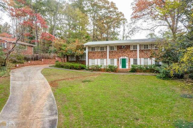5596 Sequoia Dr, Forest Park, GA 30297 (MLS #8895395) :: The Realty Queen & Team