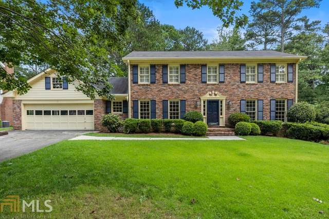 4739 Shadow Bnd, Dunwoody, GA 30338 (MLS #8895402) :: The Heyl Group at Keller Williams