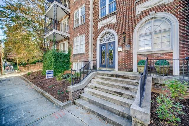 61 16Th St #6, Atlanta, GA 30309 (MLS #8895562) :: Anderson & Associates