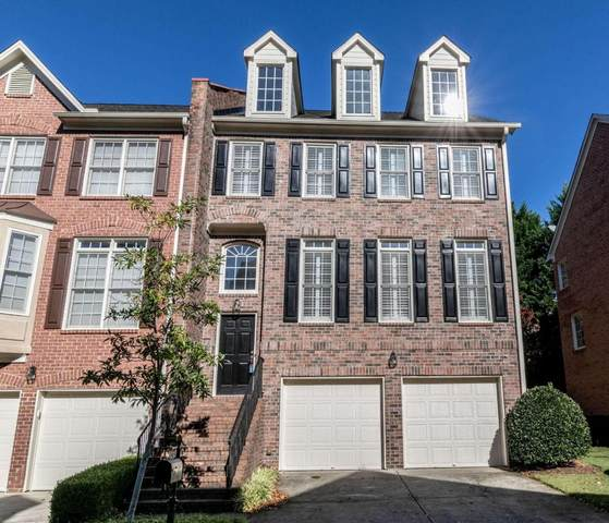 1292 Dunwoody Cv, Dunwoody, GA 30338 (MLS #8895571) :: The Heyl Group at Keller Williams