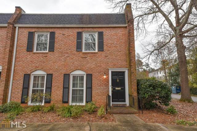 18 Stratford Dr, Athens, GA 30605 (MLS #8895732) :: Keller Williams Realty Atlanta Classic