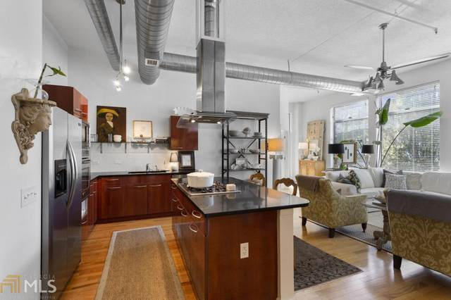 3820 Roswell Rd #208, Atlanta, GA 30342 (MLS #8895786) :: The Realty Queen & Team