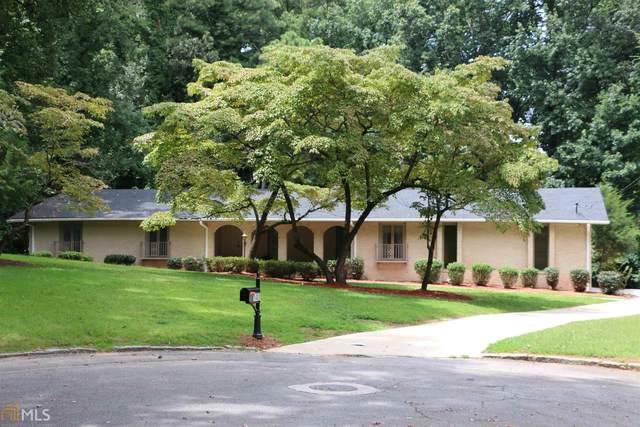1400 NE Oak Forest Ct, Brookhaven, GA 30319 (MLS #8895884) :: Rettro Group