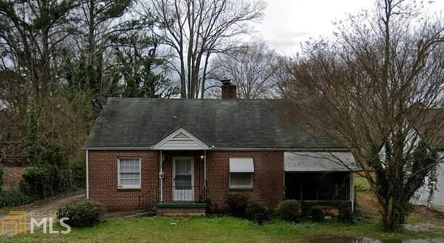 2493 Sylvan Rd, Atlanta, GA 30344 (MLS #8896089) :: Tim Stout and Associates