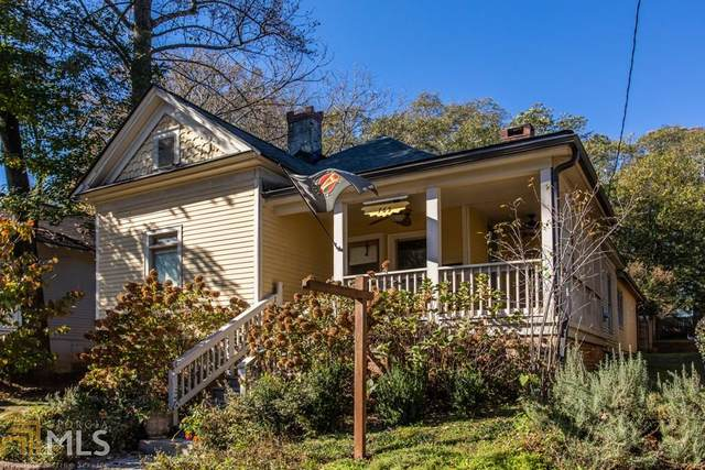 769 United Ave, Atlanta, GA 30312 (MLS #8896232) :: Military Realty