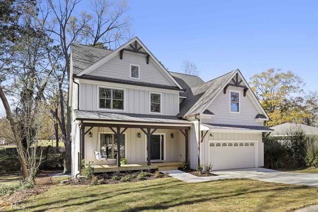 2730 Fraser St, Smyrna, GA 30080 (MLS #8896385) :: Tim Stout and Associates