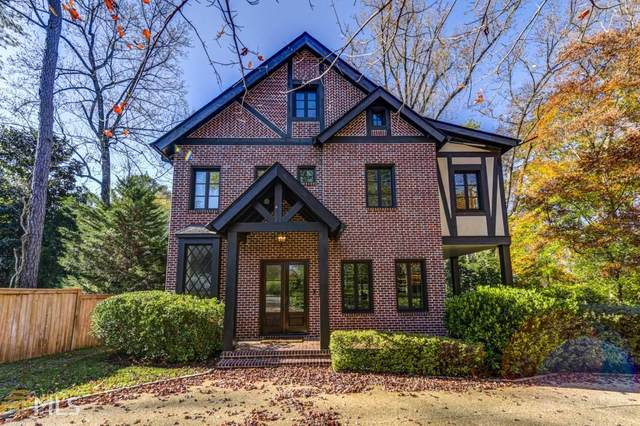 2010 Springlake Dr, Atlanta, GA 30305 (MLS #8896411) :: Savannah Real Estate Experts