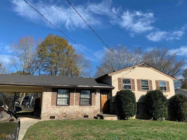 2428 Rex Rd, Ellenwood, GA 30294 (MLS #8896557) :: Tim Stout and Associates