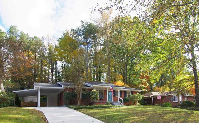 899 Gaylemont, Decatur, GA 30033 (MLS #8896587) :: The Durham Team