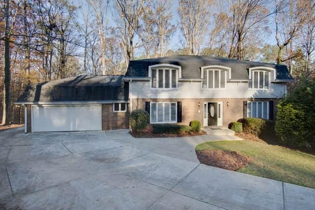 270 Martin Ridge, Roswell, GA 30076 (MLS #8896652) :: The Realty Queen & Team