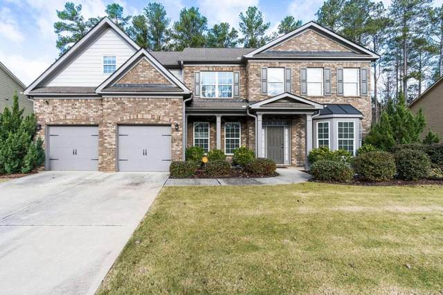2178 Leatherstone Dr, Powder Springs, GA 30127 (MLS #8896720) :: The Realty Queen & Team