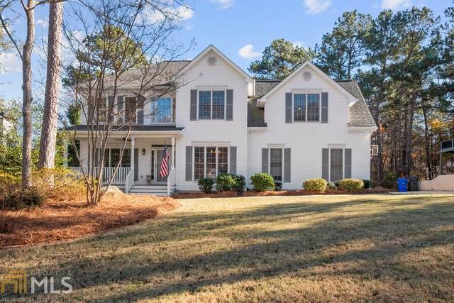 116 Fielding Ridge, Peachtree City, GA 30269 (MLS #8896790) :: The Durham Team