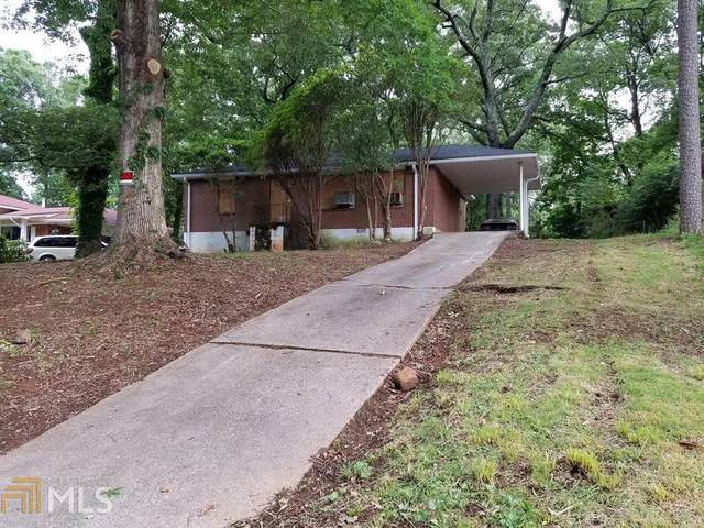 2484 Brentwood Rd, Decatur, GA 30032 (MLS #8896929) :: The Realty Queen & Team