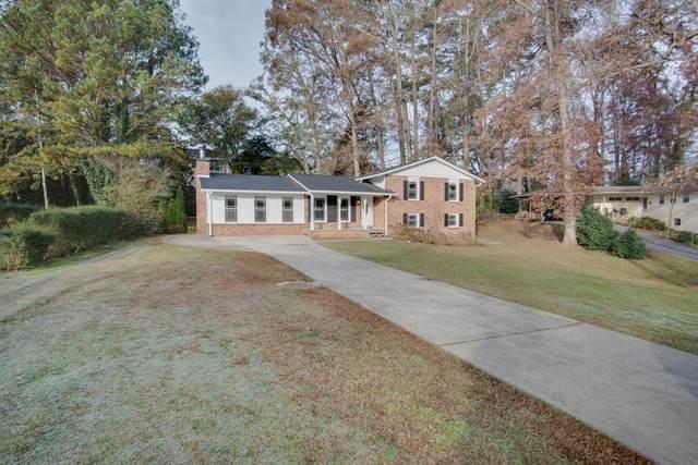 710 Smithstone, Marietta, GA 30067 (MLS #8896935) :: AF Realty Group