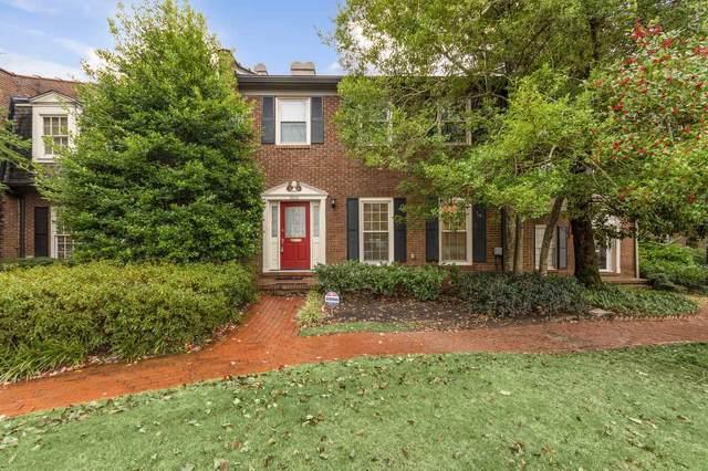 5203 Glenridge Drive, Atlanta, GA 30342 (MLS #8896980) :: The Durham Team