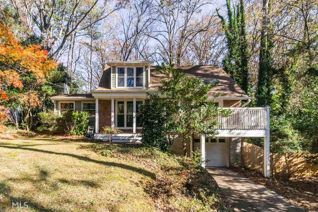 2715 Ridgemore Rd Nw, Atlanta, GA 30318 (MLS #8897049) :: The Durham Team
