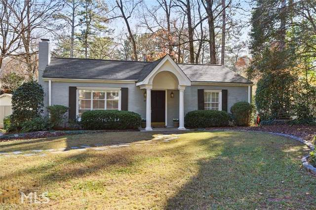 56 Lakeland Dr, Atlanta, GA 30305 (MLS #8897203) :: Tim Stout and Associates