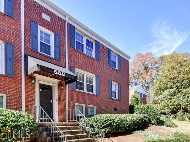 568 Goldsboro Rd D, Atlanta, GA 30307 (MLS #8897278) :: Keller Williams Realty Atlanta Partners