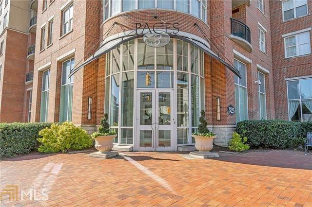 325 E Paces Ferry Rd #601, Atlanta, GA 30305 (MLS #8897331) :: Anderson & Associates