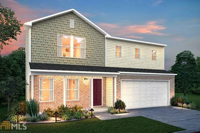 221 Fox Chase Way #027, Hogansville, GA 30230 (MLS #8897337) :: Rettro Group