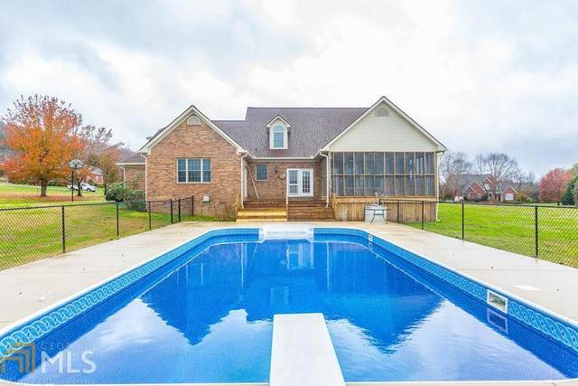 74 Henry Dr, Ringgold, GA 30736 (MLS #8897398) :: The Realty Queen & Team