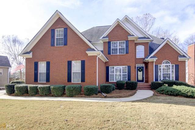 25 Middleton Trce, Newnan, GA 30265 (MLS #8897460) :: Anderson & Associates