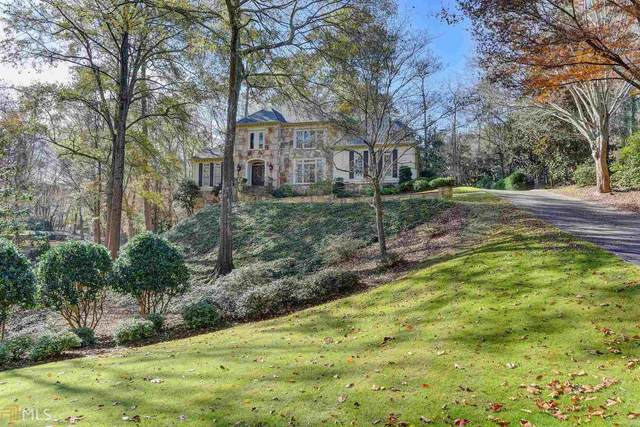 1570 Misty Oaks Dr, Sandy Springs, GA 30350 (MLS #8897541) :: Anderson & Associates
