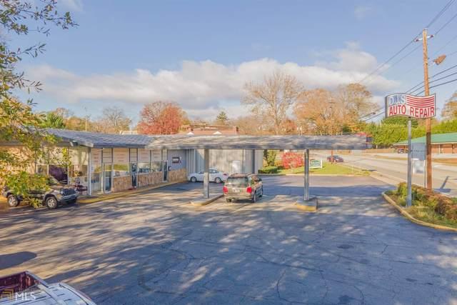 196 Big A Rd, Toccoa, GA 30577 (MLS #8897598) :: Regent Realty Company