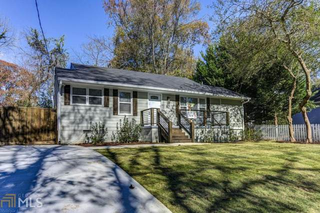 517 Woodrow Ave, Hapeville, GA 30354 (MLS #8897605) :: Maximum One Greater Atlanta Realtors