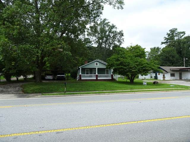 7124 Jackson Hwy, Covington, GA 30014 (MLS #8897609) :: Tim Stout and Associates