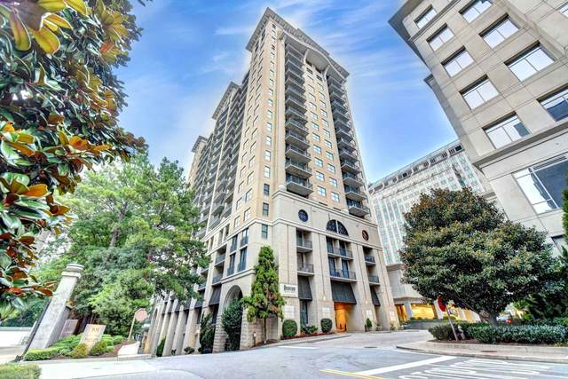 3040 Peachtree Road Nw #1601, Atlanta, GA 30305 (MLS #8897644) :: Anderson & Associates