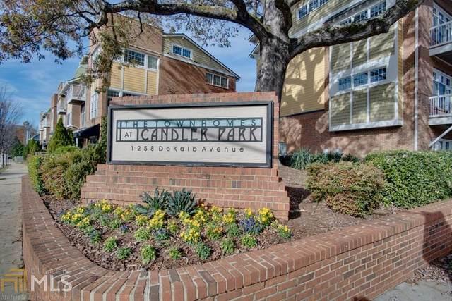 1258 Dekalb Ne #128, Atlanta, GA 30307 (MLS #8897657) :: Anderson & Associates
