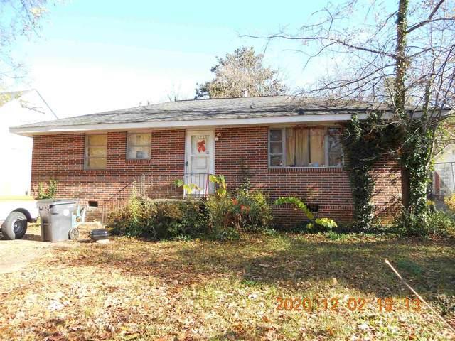 3016 Larose St, East Point, GA 30344 (MLS #8897743) :: Keller Williams Realty Atlanta Partners