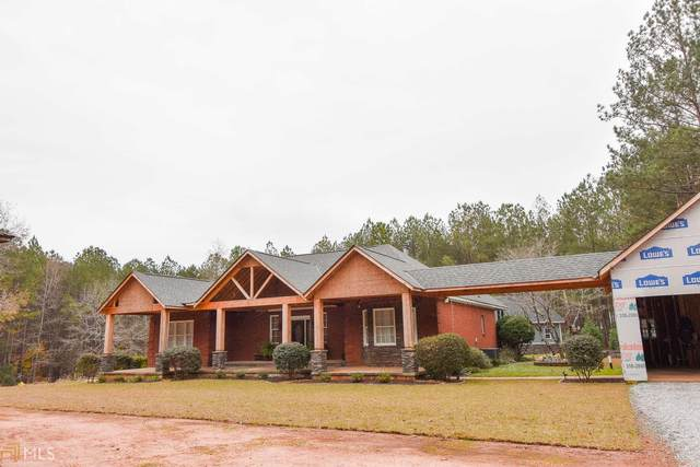 1281 City Pond Rd., Barnesville, GA 30204 (MLS #8897756) :: Tim Stout and Associates