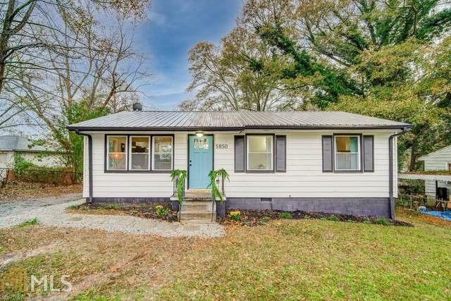 5850 Humphries Street, Austell, GA 30106 (MLS #8897784) :: Tim Stout and Associates
